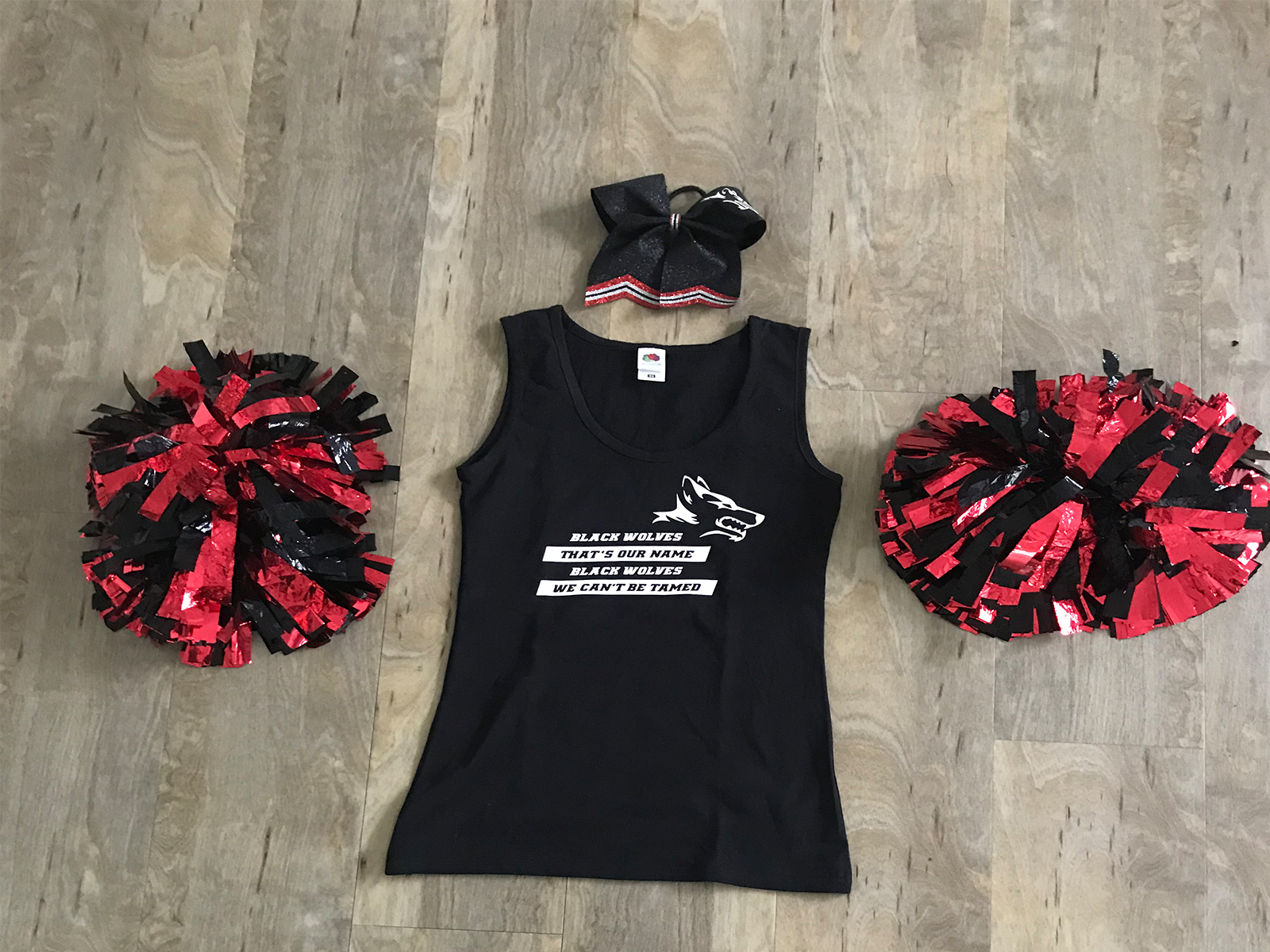 Outfit Cheerleading